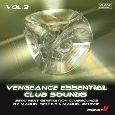 Vengeance essential club sounds vol 3 продовження